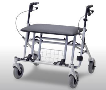 Rollator Stronger bis 250 kg